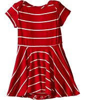 fiveloaves twofish - Jersey Stripe Dress (Infant)