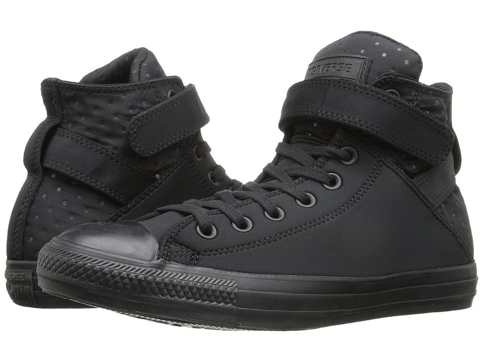 Converse - Chuck Taylor All Star Brea Neoprene Hi (Black/Black/Black) Women