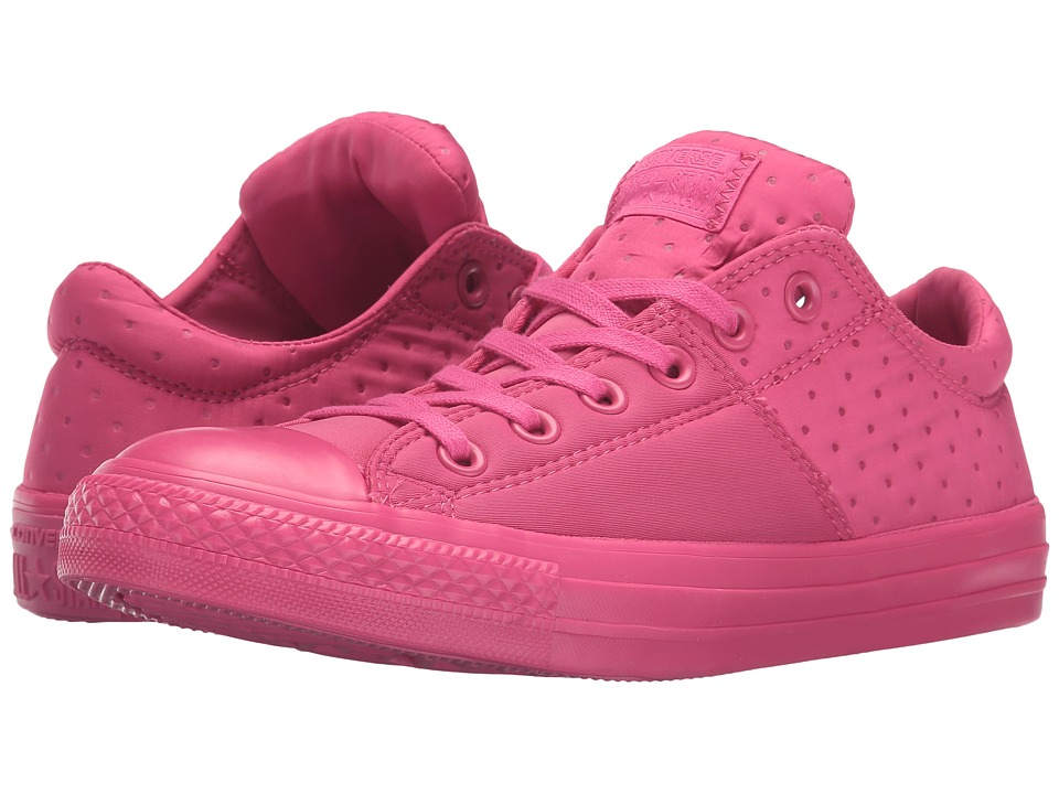 Converse - Chuck Taylor All Star Madison Neoprene Ox (Vivid Pink/Vivid Pink/Vivid Pink) Women