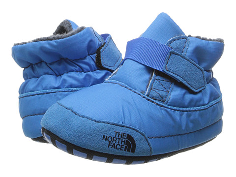 The North Face Kids Asher Bootie (Infant/Toddler) - Blue Aster/Urban Navy