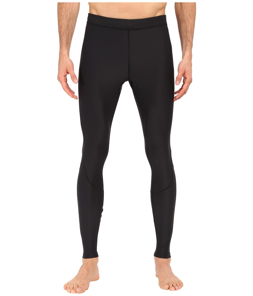 Zensah XT Compression Tights (Black) Men