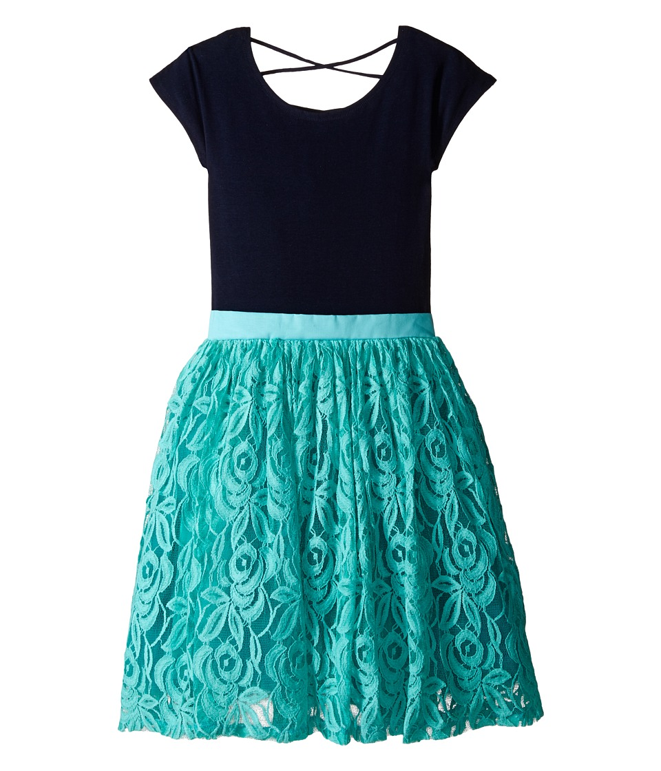 fiveloaves twofish Antoinette Dress Big Kids Mint Girls Dress