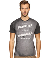 Vivienne Westwood - Politician -R- Criminals T-Shirt