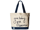 TOMS Give Today Tote (Natural)