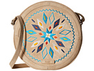 TOMS Embroidered Crossbody (Natural)