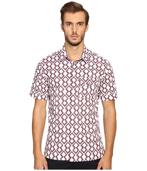 Vivienne Westwood Printed Stretch Poplin Street Shirt