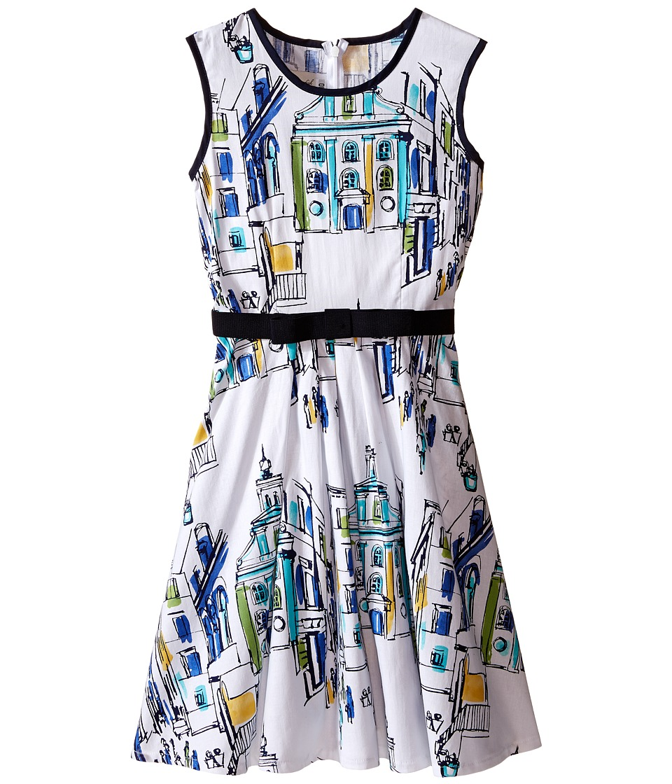fiveloaves twofish St. Tropez Dress Little Kids/Big Kids Multi Girls Dress
