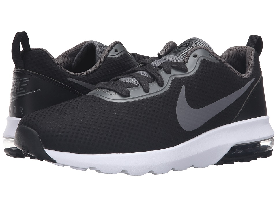 Nike - Air Max Turbulence LS (Black/Dark Grey/Black/White) Men