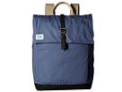 TOMS Utility Canvas Backpack (Dark Blue)