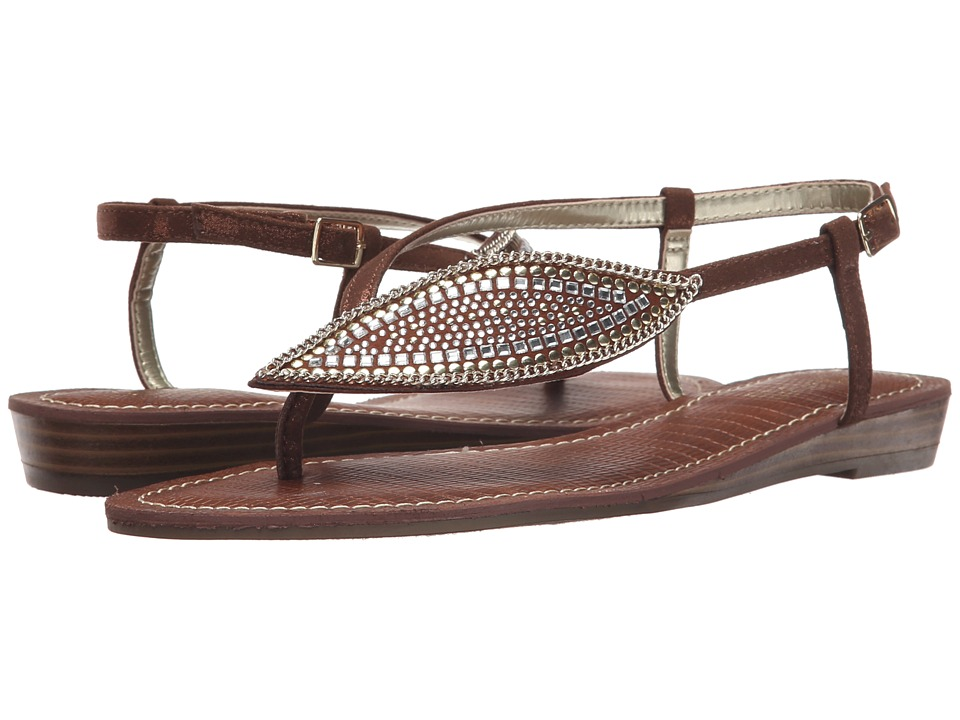 CARLOS by Carlos Santana Laverne Coffee Womens Sandals