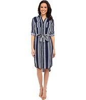 KUT from the Kloth - Blake Stipped Shirtdress