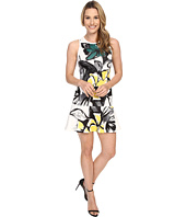 Karen Kane - Floral Scuba Flirt Dress