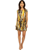 Karen Kane - Brushed Yellow Maggie Trapeze Dress
