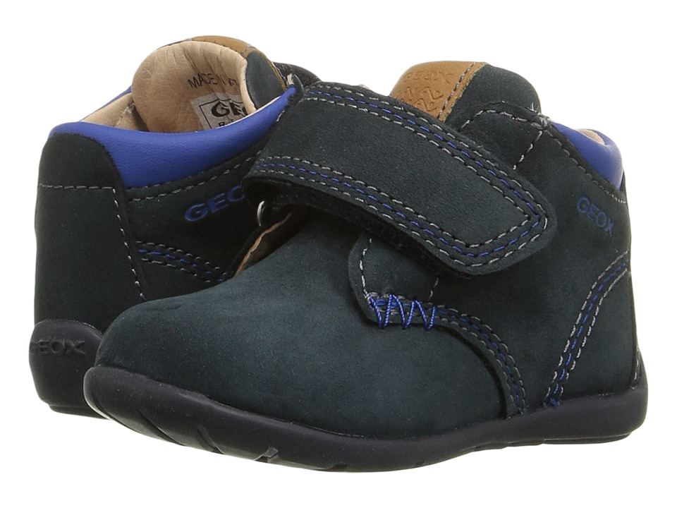 Geox Kids - Baby Kaytan Boy 21 (Infant/Toddler) (Navy) Boy