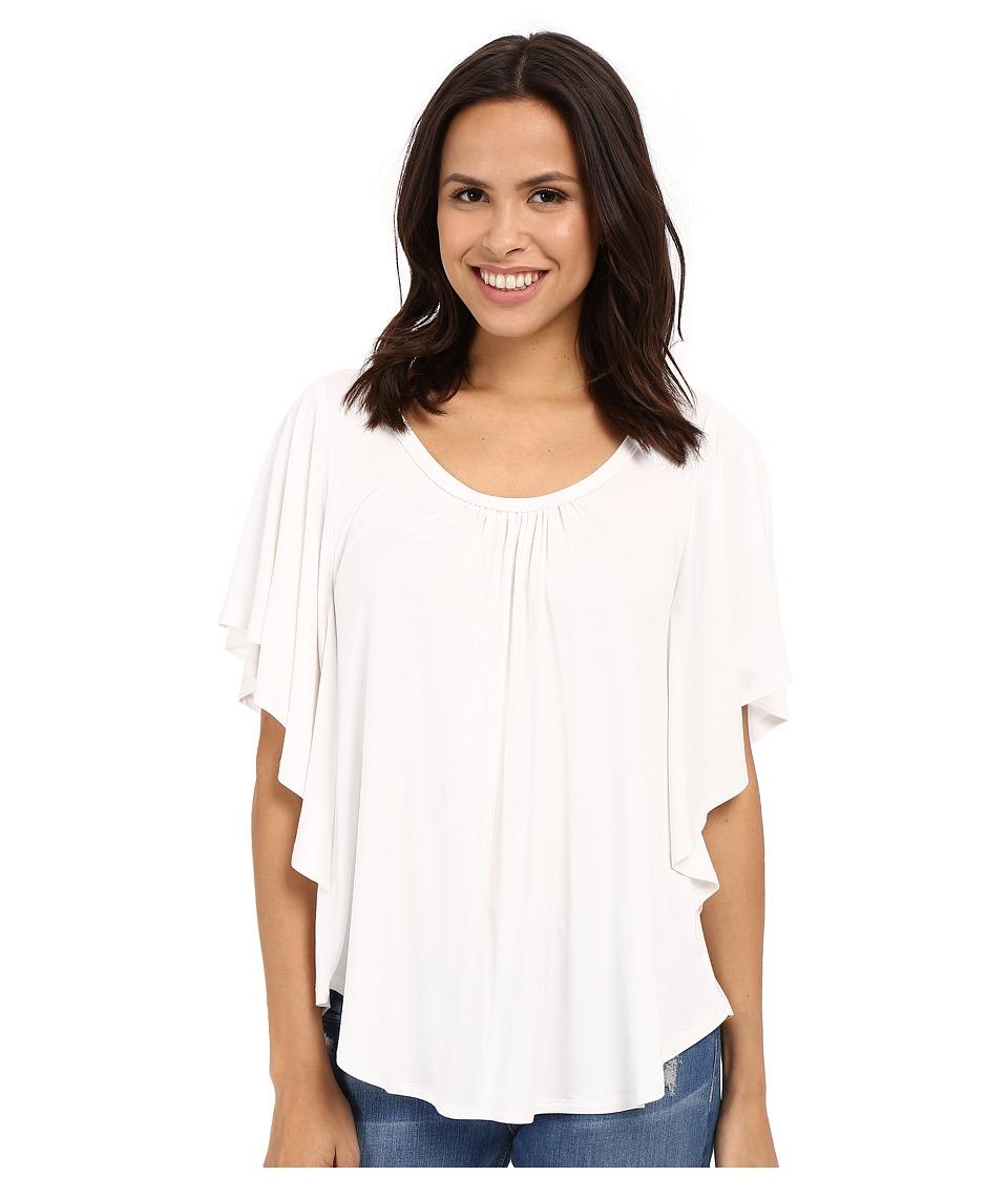 Karen Kane Angel Top Off White Womens Clothing