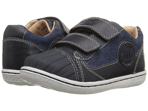 Geox Kids Baby Flick Boy 49 (Toddler) - Navy