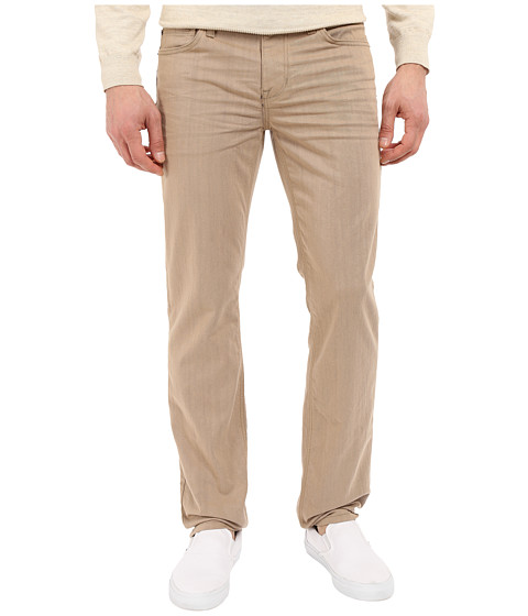 Joe's Jeans Brixton Fit in Taupe