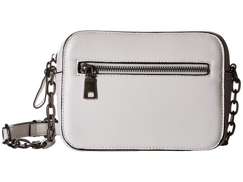 Steve Madden - Bgizmo Camera Bag (White) Bags