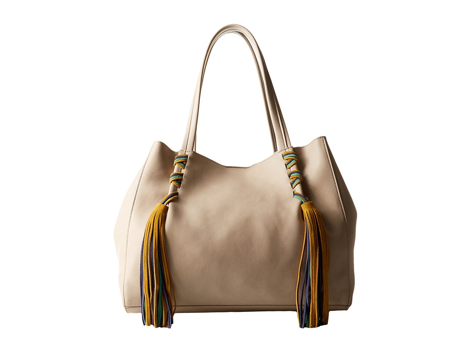 Steve Madden - Bkyra Tote (Taupe) Tote Handbags