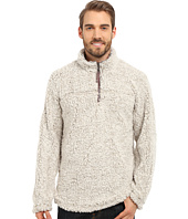 True Grit - Frosty Tipped Pile 1/2 Zip Pullover