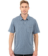 True Grit - Heritage Slub Short Sleeve One-Pocket Polo w/ Saddle Stitch Detail