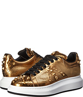 Alexander McQueen - Metallic Mirror Leather Sneaker