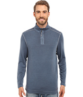 True Grit - Lightweight Tencel 1/2 Zip Pullover