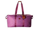 Bric's Milano X-Bag 22 Folding Duffle (Violet)