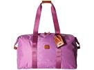 Bric's Milano X-Bag 18 Folding Duffle (Violet)