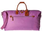 Bric's Milano X-Bag 22 Deluxe Duffel (Violet)