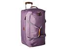 Bric's Milano X-Bag 28 Rolling Duffle (Violet)