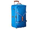 Bric's Milano X-Bag 28 Rolling Duffle (Cornflower)