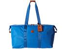 Bric's Milano X-Bag 22 Folding Duffle (Cornflower)
