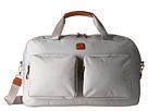 Bric's Milano Boarding Duffel w/ Pockets (Pearl Grey)