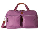 Bric's Milano Boarding Duffel w/ Pockets (Violet)