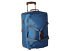 Bric's Milano X-Bag 21 Carry-On Rolling Duffle (Cornflower)