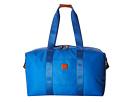 Bric's Milano X-Bag 18 Folding Duffle (Cornflower)