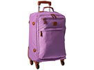 Bric's Milano X-Bag 21 Carry-On Spinner (Violet)