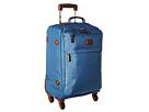 Bric's Milano X-Bag 21 Carry-On Spinner (Cornflower)
