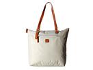 Bric's Milano X-Bag Sportina Grande Shopper (Pearl Grey)