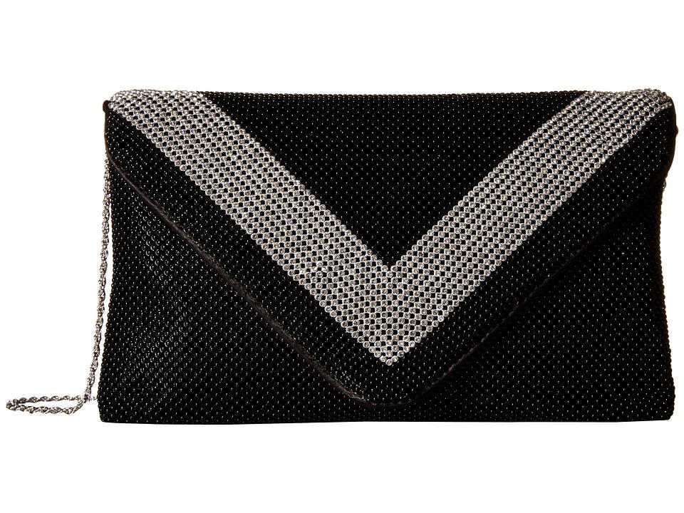 Nina - Kiralee (Black/Silver) Handbags
