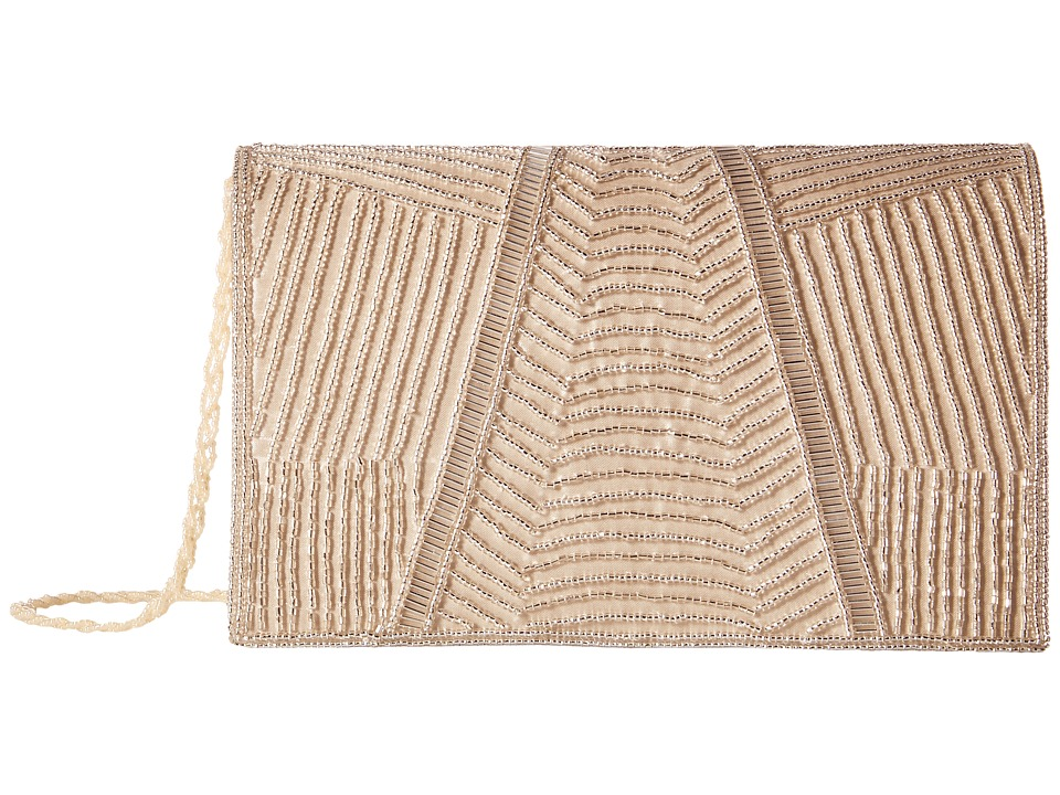 Nina - Helyn (Champagne/Silver) Handbags