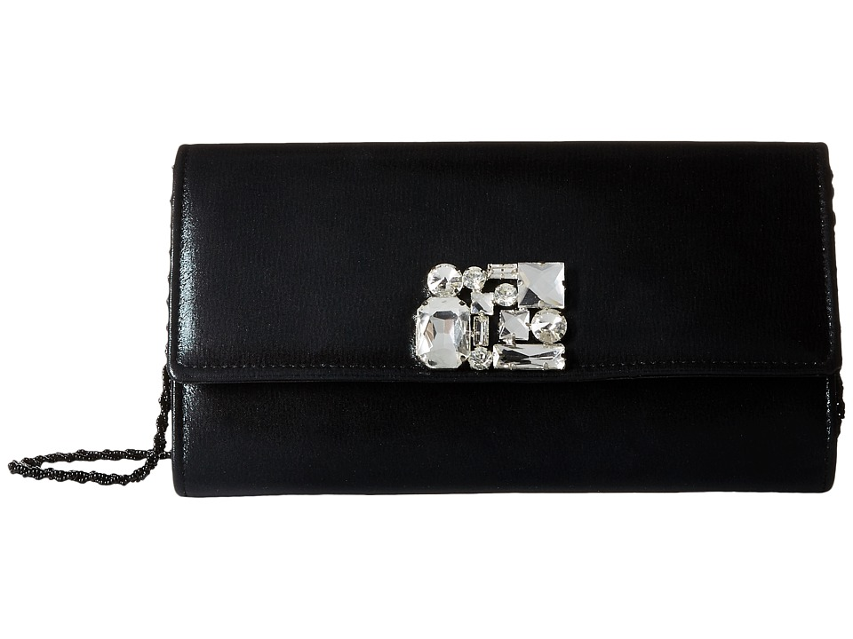 Nina - Aleena (Black/Silver) Handbags
