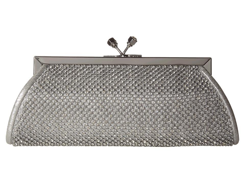 Nina - Harper (Silver) Handbags