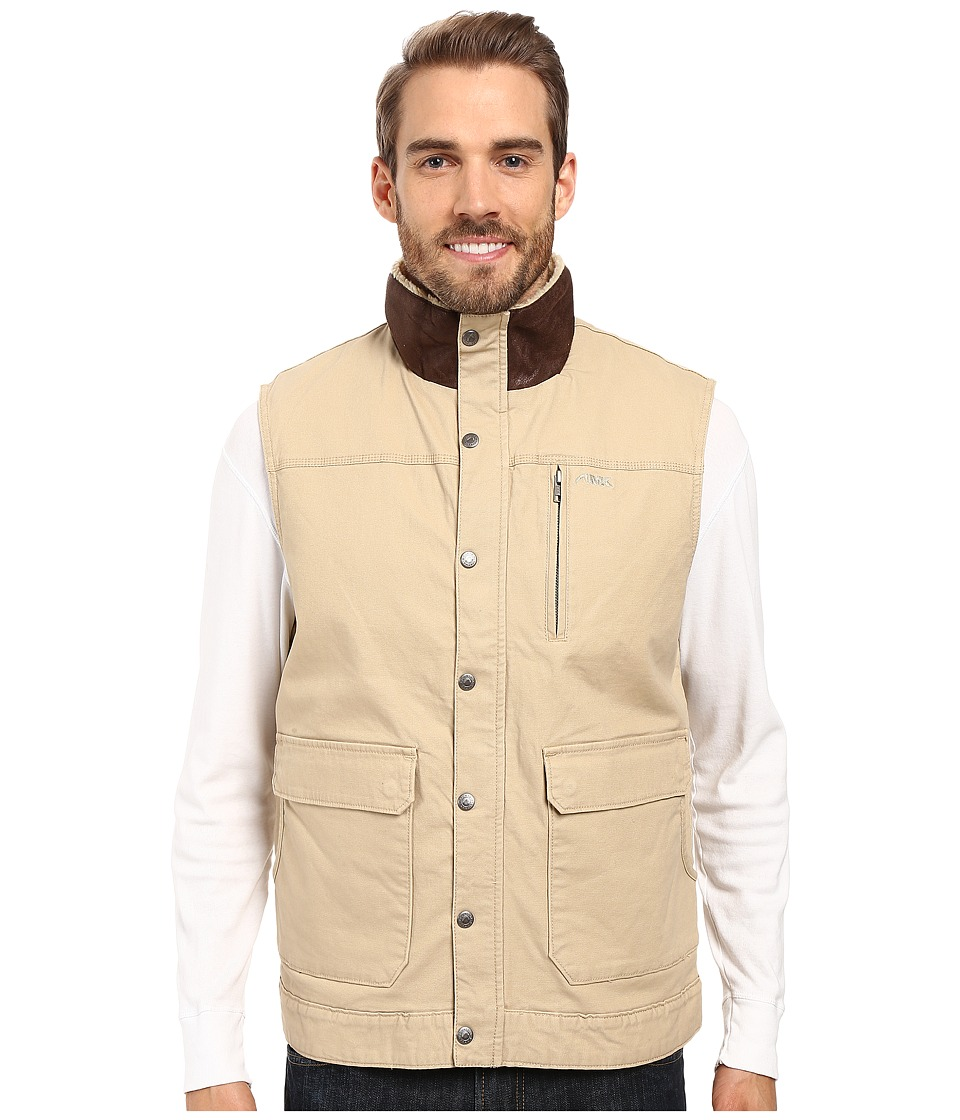 Mountain Khakis Ranch Shearling Vest (Yellowstone) Men