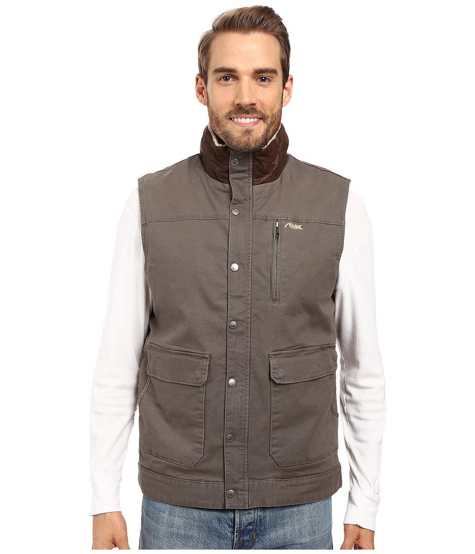 Mountain Khakis Ranch Shearling Vest (Terra) Men
