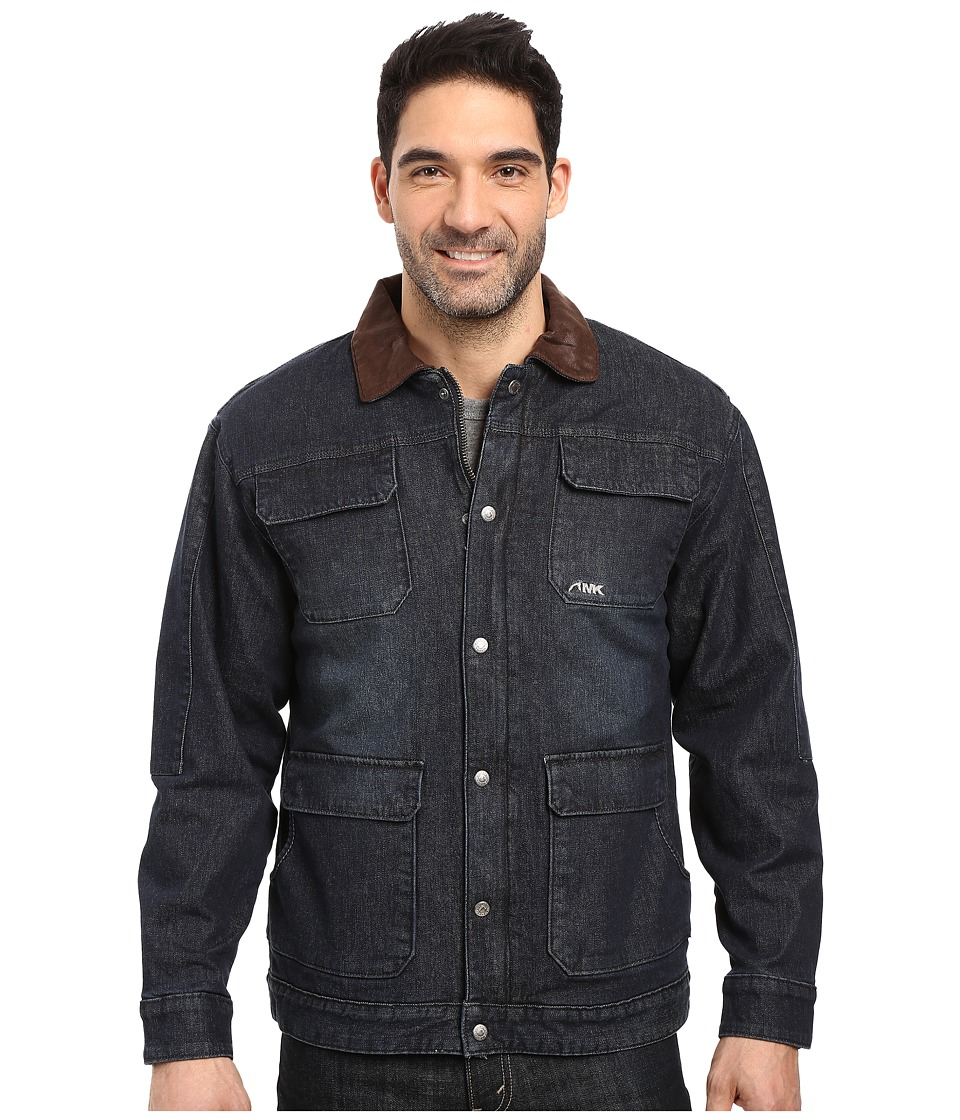 Mountain Khakis Ranch Shearling Jacket (Dark Denim) Men