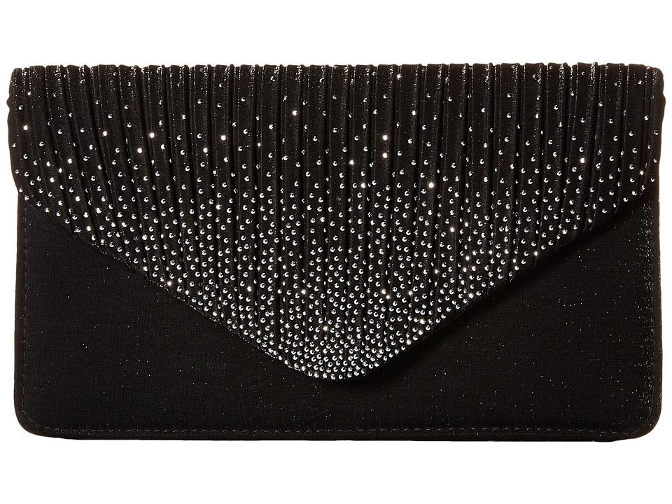 Nina - Hyland (Black/Silver) Handbags