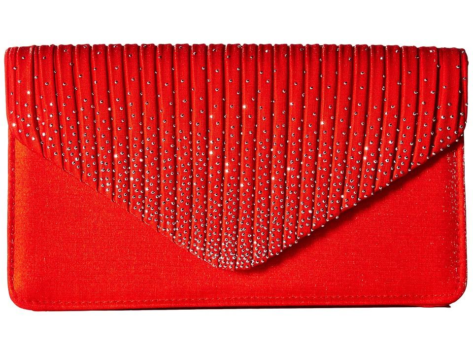 Nina - Hyland (Red/Silver) Handbags