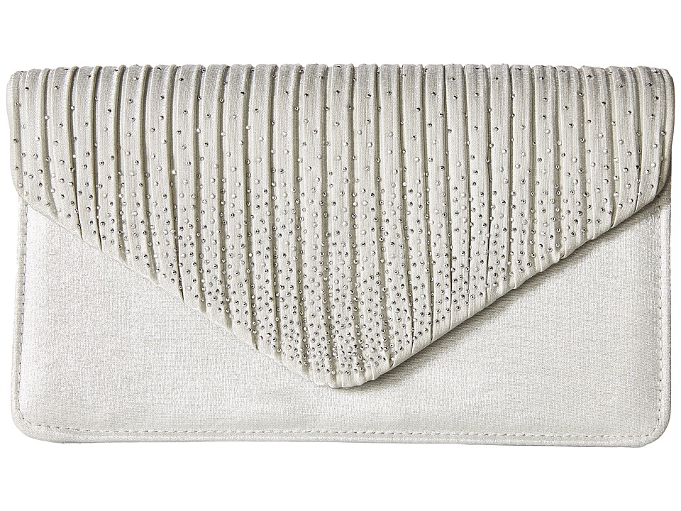 Nina - Hyland (Silver/Silver) Handbags